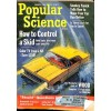 Cover Print of Popular Science, March 1964
