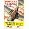 Cover Print of Popular Science, May 1950