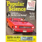 Cover Print of Popular Science, May 1964