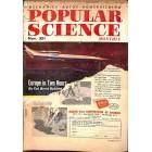 Cover Print of Popular Science, November 1954