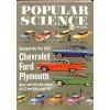 Cover Print of Popular Science, November 1956