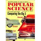 Popular Science Magazine, November 1958