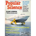 Cover Print of Popular Science Magazine, November 1962