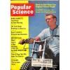 Cover Print of Popular Science, November 1966