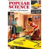 Cover Print of Popular Science, October 1952
