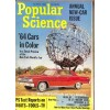 Cover Print of Popular Science, October 1963