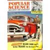 Cover Print of Popular Science Magazine, September 1950