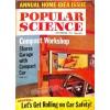 Cover Print of Popular Science, September 1961