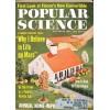 Cover Print of Popular Science, September 1962