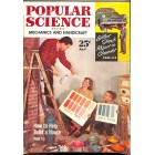 Popular Science, April 1952