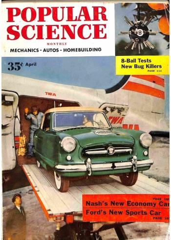 Popular Science, April 1954