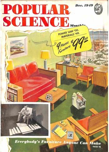 Popular Science, December 1949