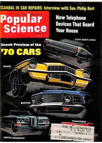 Popular Science, June 1969