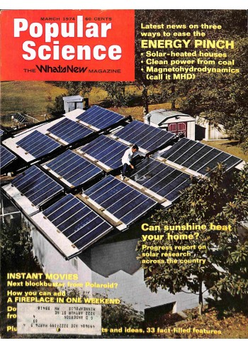 Popular Science, March 1974