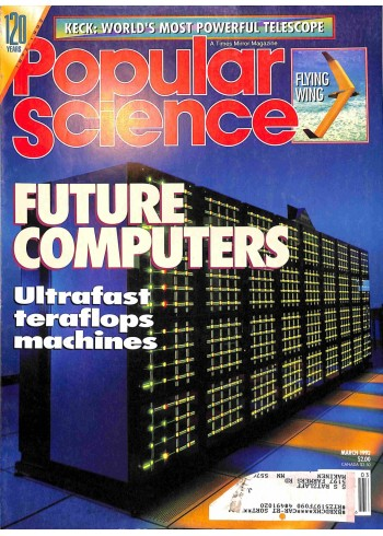 Popular Science, March 1992