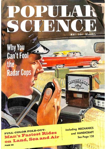 Popular Science, May 1959