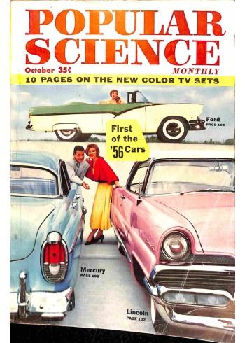 Popular Science, October 1955