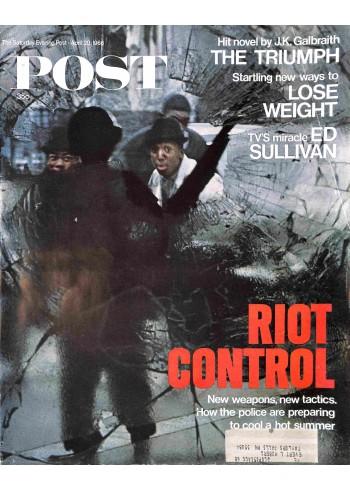 Cover Print of Post, April 20 1968