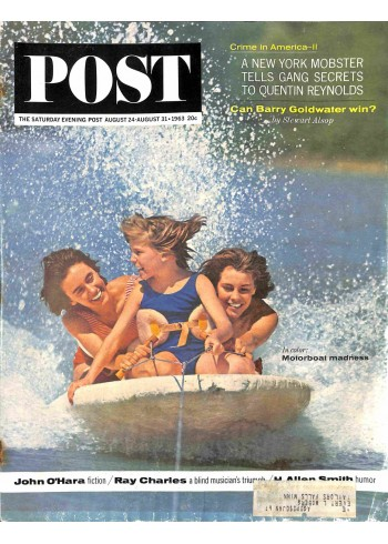 Cover Print of Post, August 24 1963