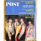 Cover Print of Post, August 27 1966