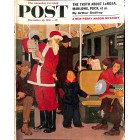 Cover Print of Post, December 10 1955