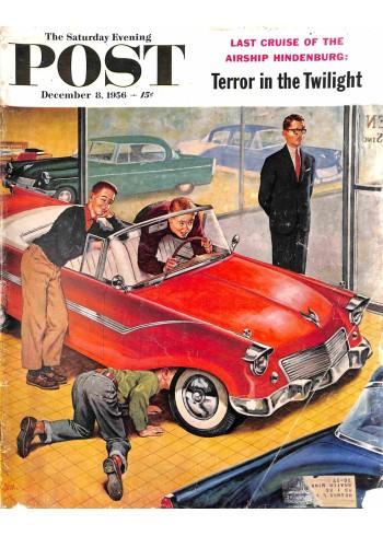 Cover Print of Post, December 8 1956