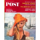 Cover Print of Post, February 26 1966