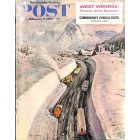Cover Print of Post, February 6 1960