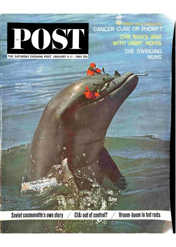Cover Print of Post, January 4 1964
