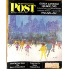 Cover Print of Post, January 5 1963