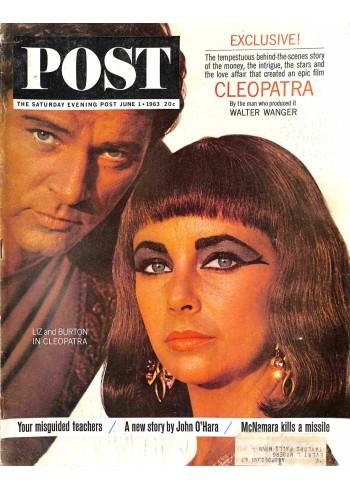 Cover Print of Post, June 1 1963