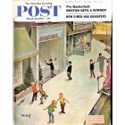 Cover Print of Post, March 16 1957
