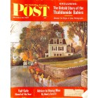 Cover Print of Post, October 20 1962