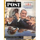Cover Print of Post, October 31 1964