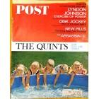 Cover Print of Post, September 24 1966