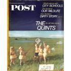 Cover Print of Post, September 9 1967