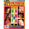 Cover Print of Pro Wrestling Illustrated, January 1991