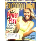 Psychology Today, August 1999