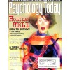 Cover Print of Psychology Today, December 1998