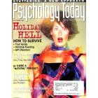 Psychology Today, December 1998