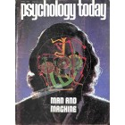 Cover Print of Psychology Today, April 1969