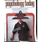 Cover Print of Psychology Today, April 1972