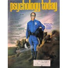 Cover Print of Psychology Today, April 1974