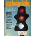 Cover Print of Psychology Today, April 1975