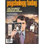 Cover Print of Psychology Today, April 1977
