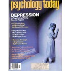 Cover Print of Psychology Today, April 1979