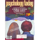Cover Print of Psychology Today, April 1981