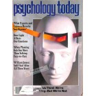Cover Print of Psychology Today, April 1982