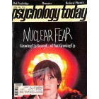 Cover Print of Psychology Today, April 1984