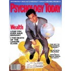 Cover Print of Psychology Today, April 1989